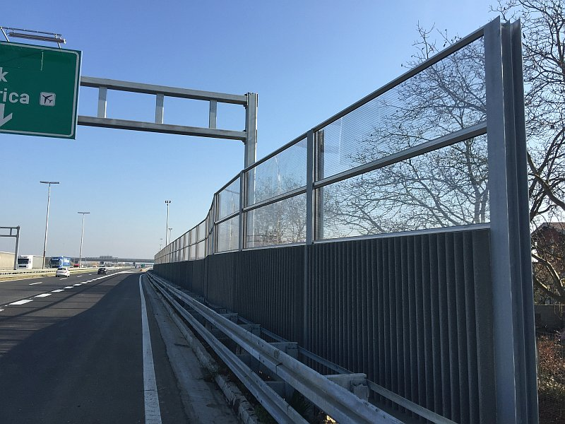 Transparentne ograde protiv buke-reference_Zagreb