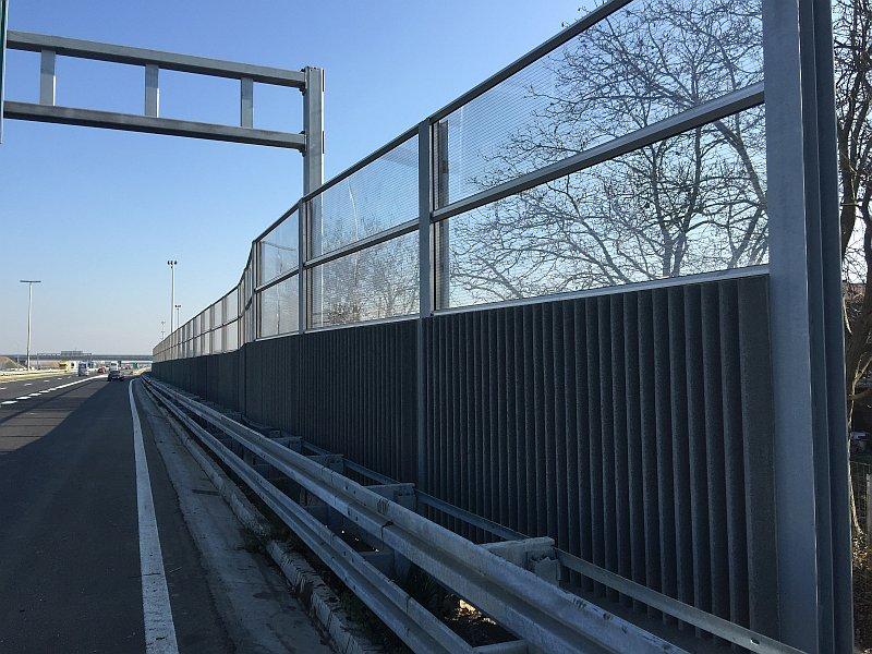 Transparentne ograde protiv buke-Zagreb-1