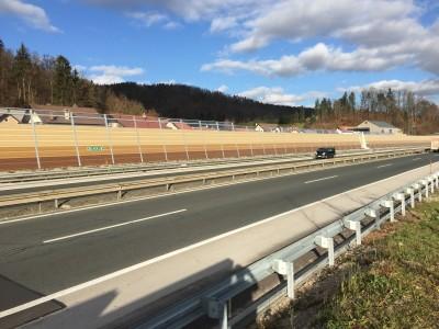 Aluminijumske ograde protiv buke