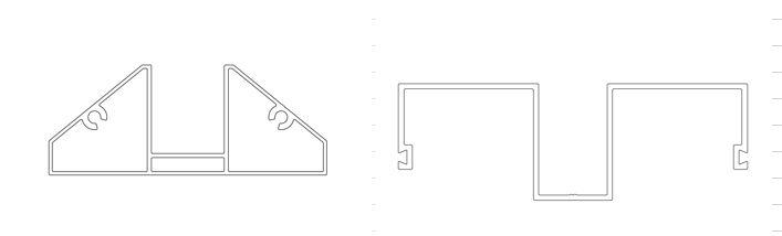 Aluminijumski profili transparentnih panela protiv buke
