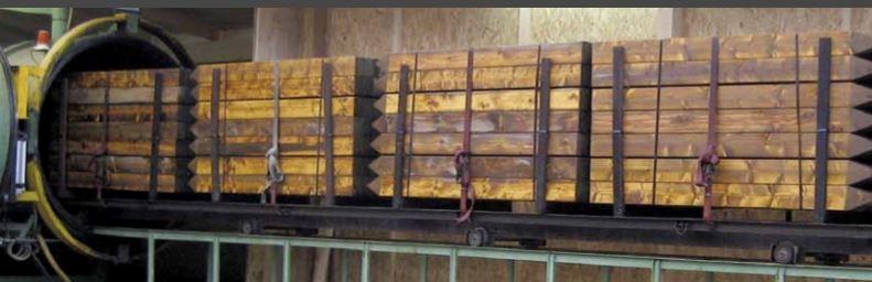 Dubinska impregnacija drvenih panela protiv buke