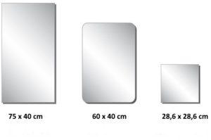 Basic Mirror -pravougaona ogledala-2
