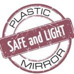 Basic Mirror-bezbedna i laka akrilna ogledala
