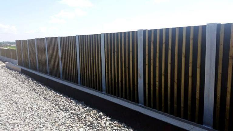 Drveni paneli protiv buke WS1-Sveti Ivan Žabno