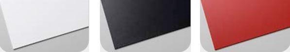 Multiexel-penaste PVC ploče-boje1