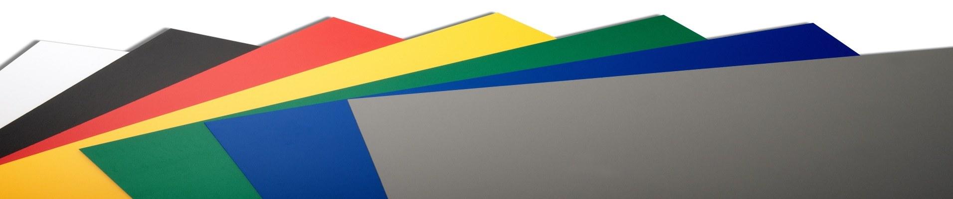Multiexel-penaste PVC ploče