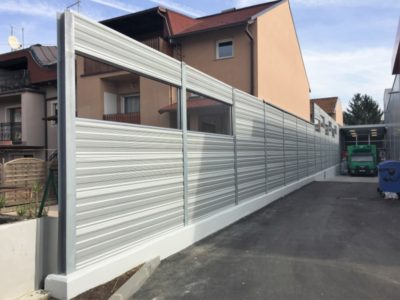 Zvučna barijera Spar Zagreb