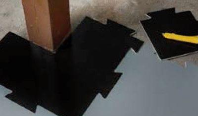 Plastonda Floor Basic-montaža