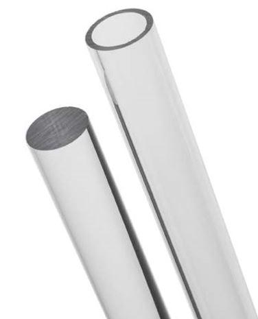 Prozirne palice, cevi od akrila -2