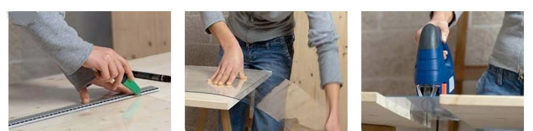 Rezanje polistirenskih ploča Poliver