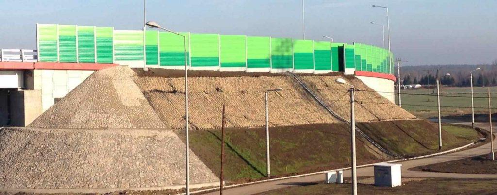 Aluminijumski paneli protiv buke