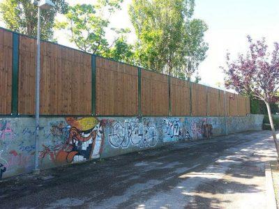 Drveni paneli protiv buke WOOD
