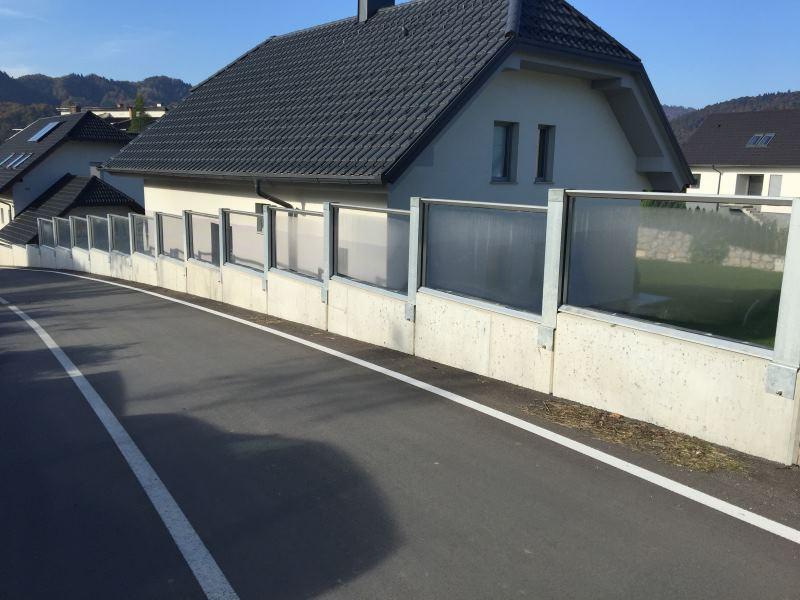 Ograde protiv buke privatni objekti