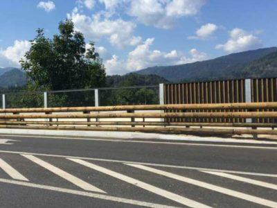 Zaštita od buke saobraćaja Bled