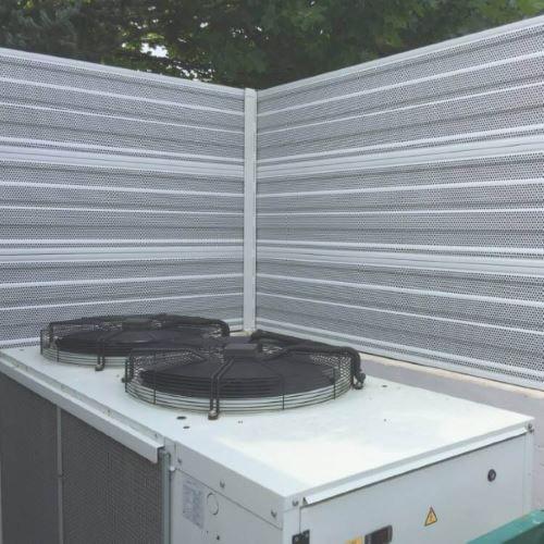 Zaštita od buke toplotne pumpe Trebnje