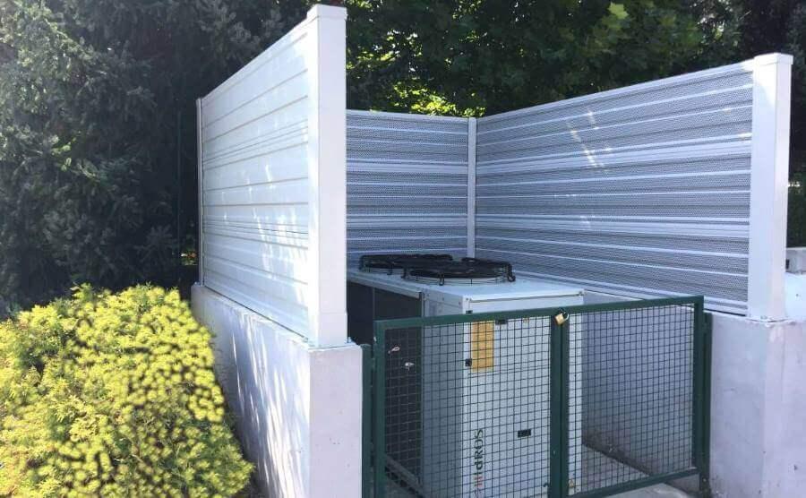 Zaštita od buke toplotne pumpe