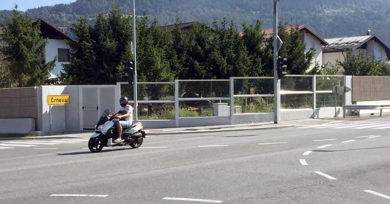 Zaštita od saobraćajne buke Črnova
